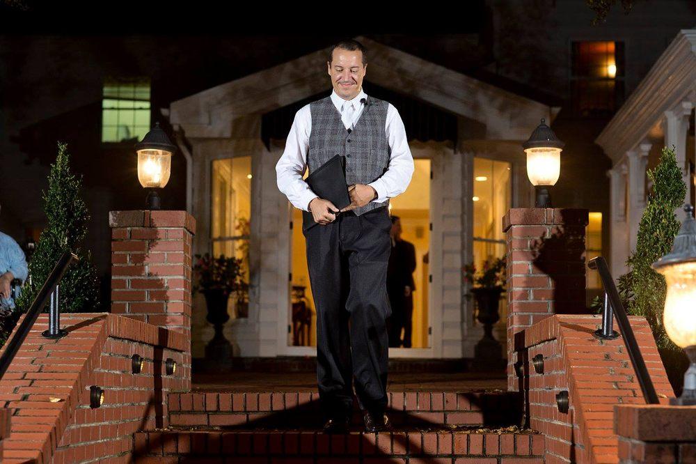 Han Hills - Wilmington Wedding Officiant