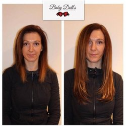 Photo Of Baby Doll S Hair Extensions And Replacement Services Nanaimo Bc