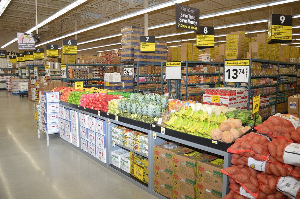 Smart Foodservice Warehouse Store: 6985 65th Street, Sacramento, CA