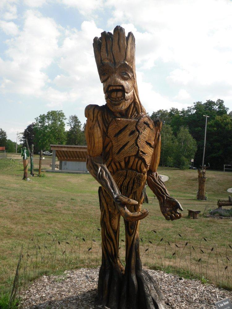 Leila Arboretum: 928 Michigan Ave W, Battle Creek, MI