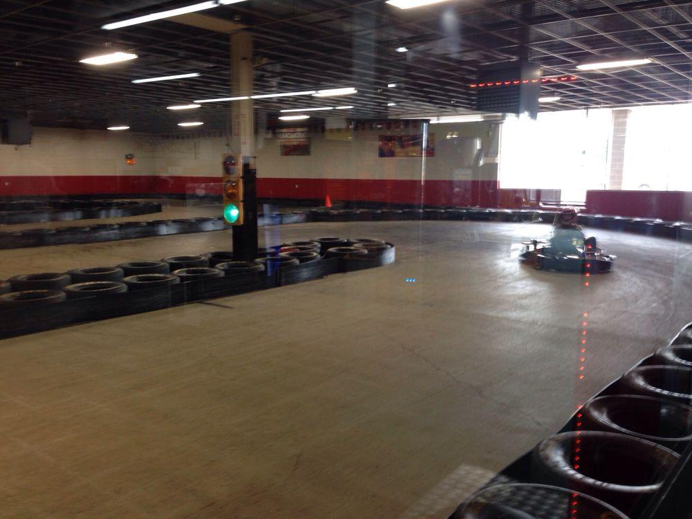 Extreme Indoor Kart Racing: 2259 W Vienna Rd, Clio, MI
