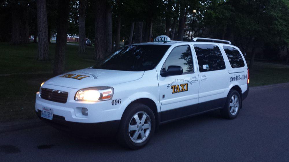 Advanced Transportation Taxi & Shuttle Service: Spokane, WA