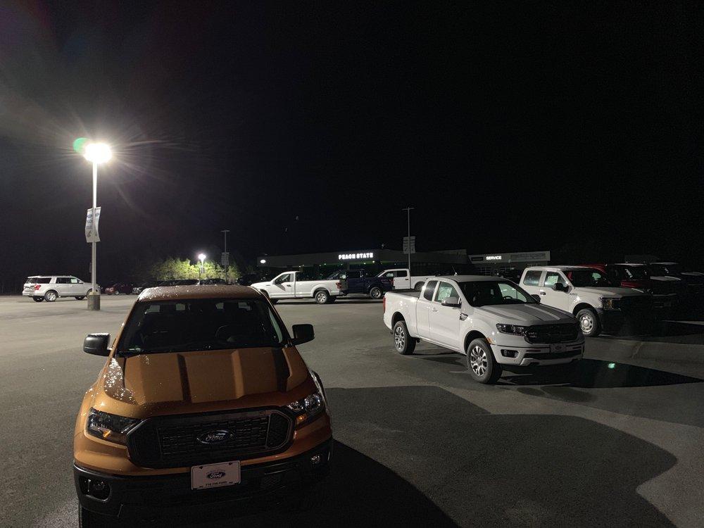 Peach State Ford: 2076 Rockmart Hwy, Cedartown, GA