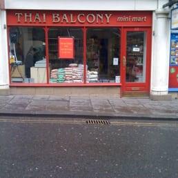 Thai Balcony Mini Mart DIY Food 40 Monmouth St Bath Phone Number Yelp