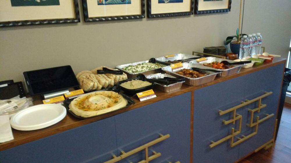 Oren's Hummus Catering: 555 O'Neil Ave, Belmont, CA