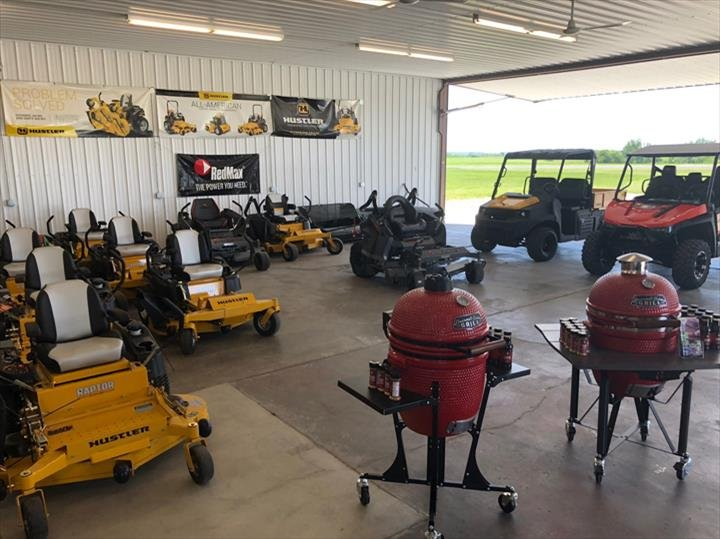 Hank's Power & Equipment: 1266 Hwy 94, Aledo, IL