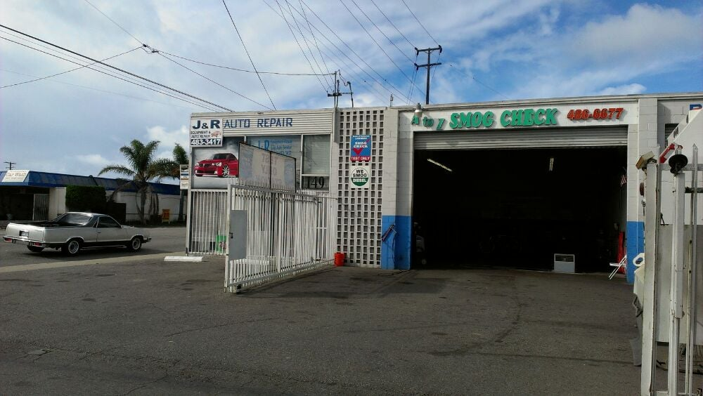Diesel Gas Stations Near Me >> A To Z Smog Test - 14 Reviews - Smog Check Stations - 149 ...