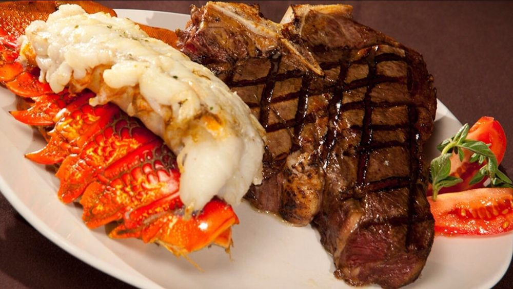 View our selection of appetizers soups salads steaks entrées sides and desserts for Ruths Chris Steak House