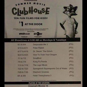Cinemark Movies 14 - 69 Photos & 158 Reviews - Cinema - 3300 N