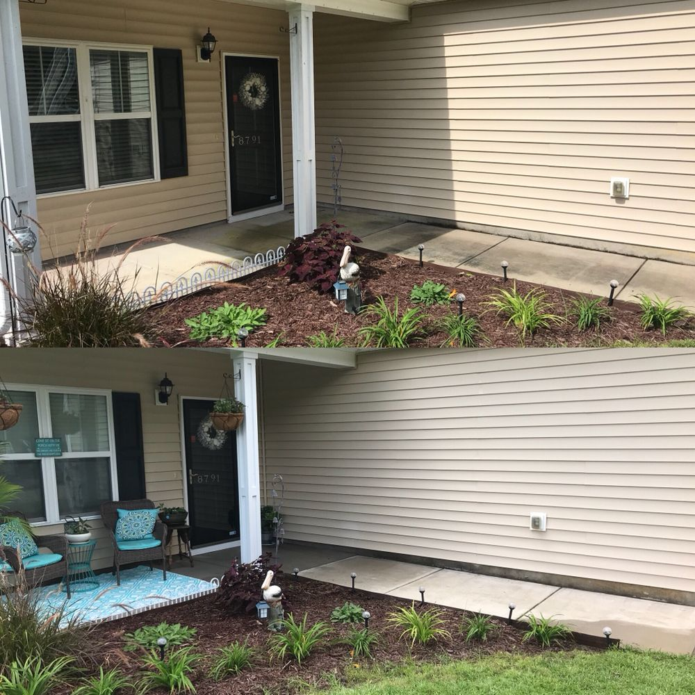 All About Pressure Washing: Leland, NC