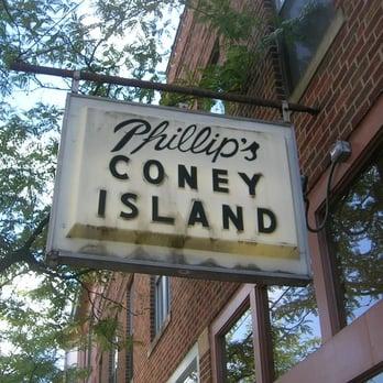 Coney Island Hot Dogs Columbus Ohio