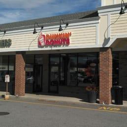 Dunkin Donuts Coffee Amp Tea 117 Great Rd Stow Ma