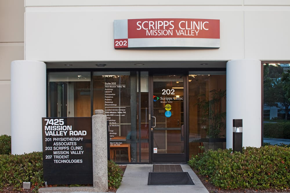 Scripps Clinic Mission Valley - Building 7425 - 12 Photos