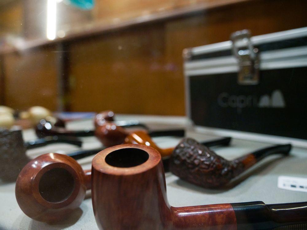 Pap's Cigar Co.: 817 Main St, Lynchburg, VA