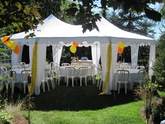 Photo of The Island Tent Rentals - Coram NY United States. Gazeebo Style & The Island Tent Rentals - Party Equipment Rentals - 7 Duck Hill Rd ...