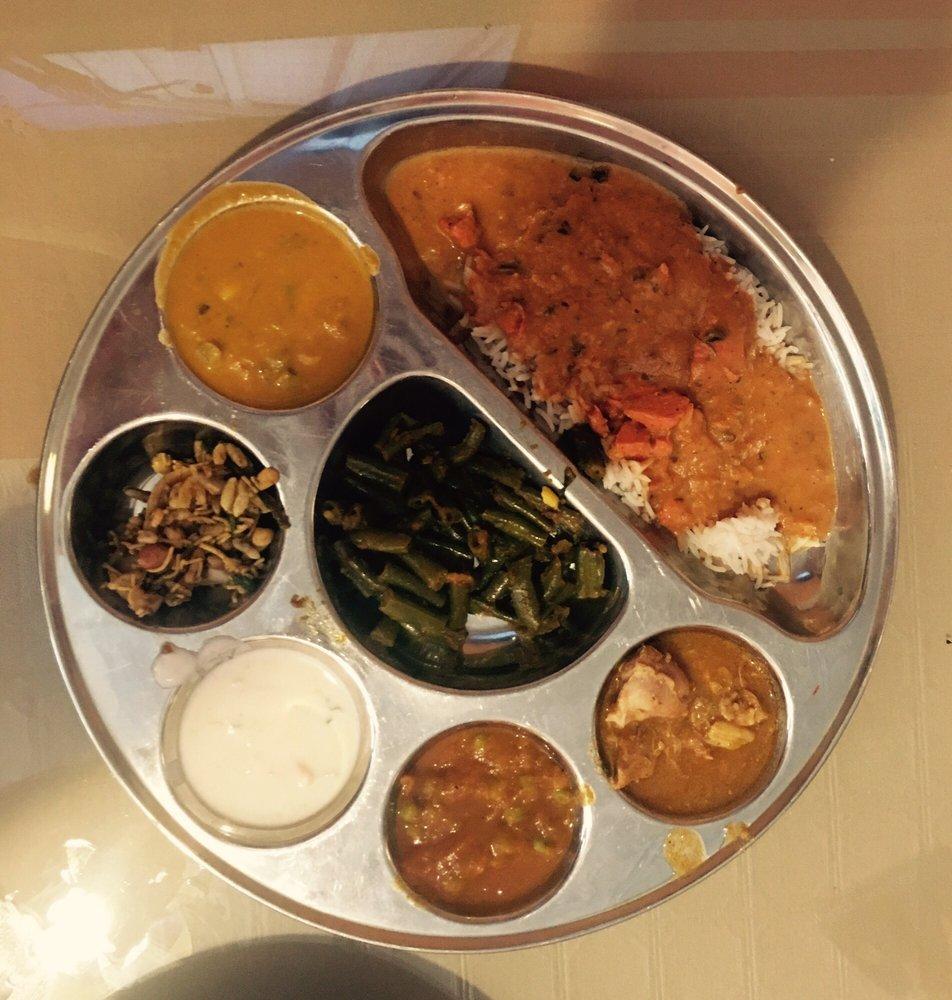 Maple Indian Cuisine: 127 S Main St, Goshen, IN