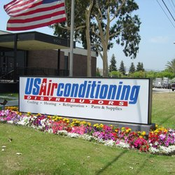 US Air Conditioning Distributors - 16900 Chestnut St, City
