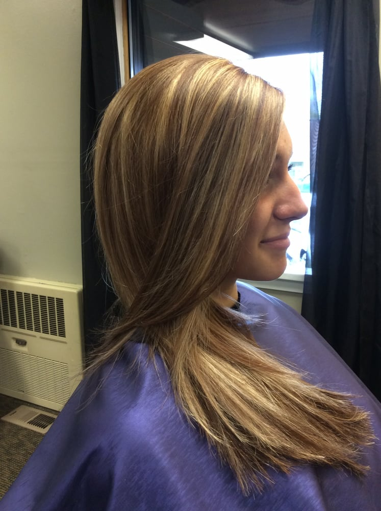 Great Fall Color Mix It Up A Little Level 6 Rb With Signature Honey
