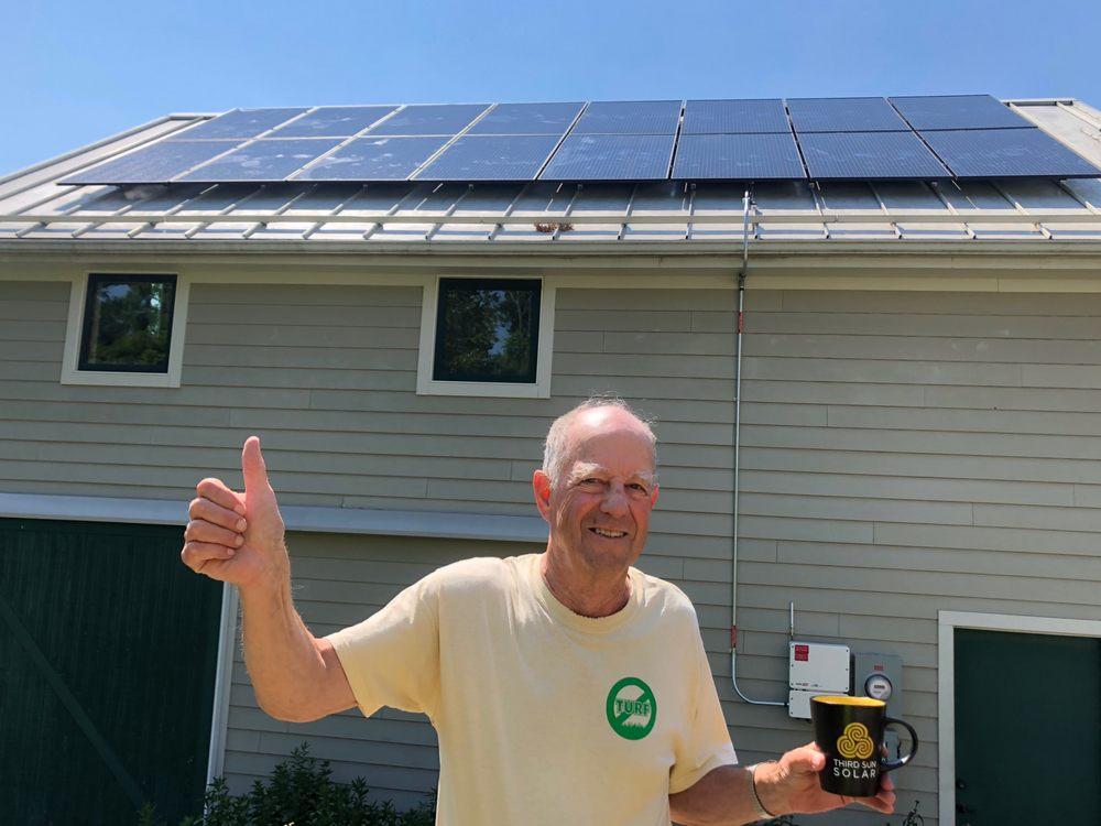 Third Sun Solar: 762 West Union St, Athens, OH