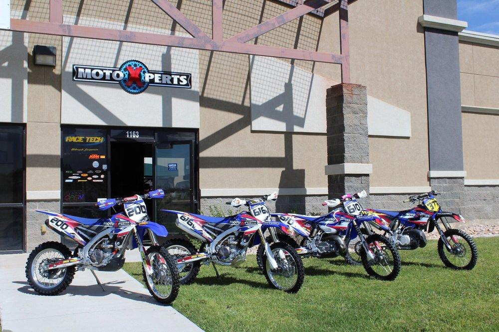 MotoXperts: 1193 E 1010 N, Spanish Fork, UT