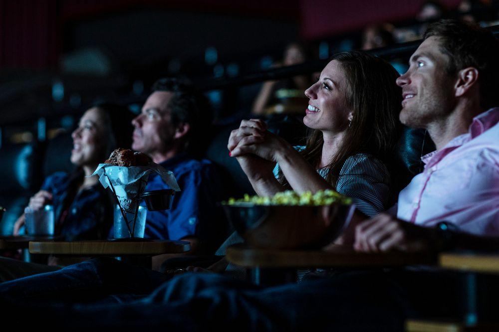 Social Spots from Regal Cinebarre Mountlake