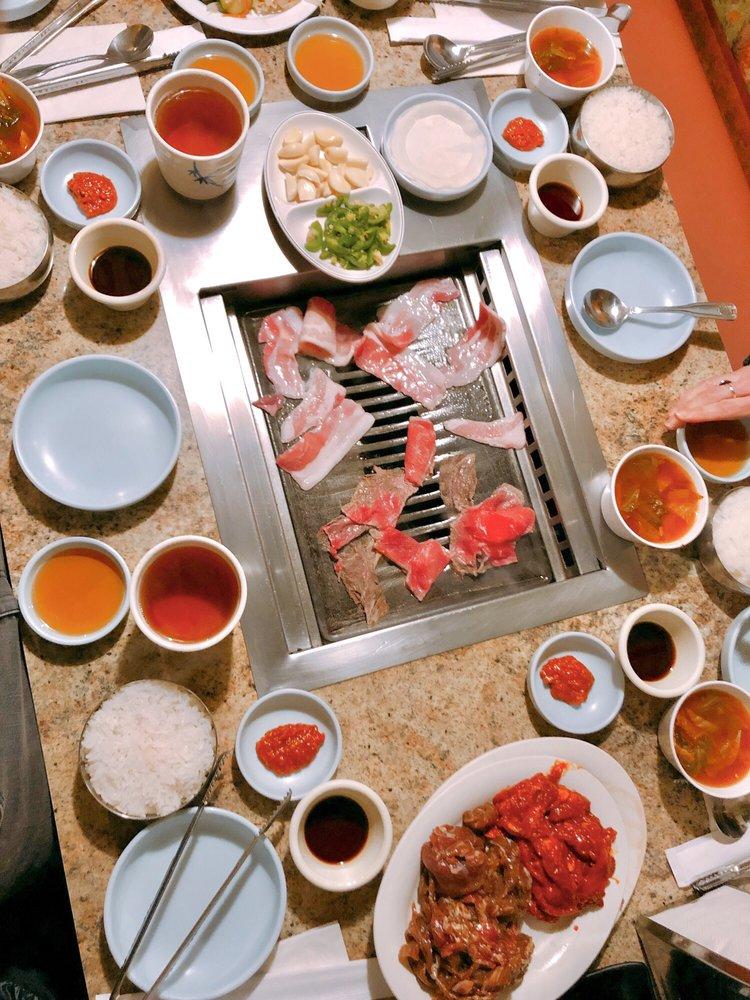Cham Garden Korean BBQ Buffet