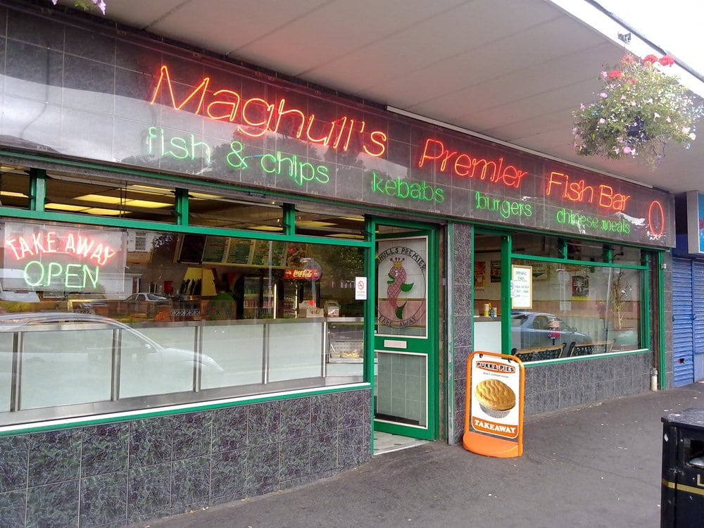 Maghull's Premier Fish Bar