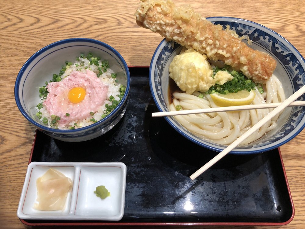 Kamatakeryu Udon Issun-Ippai