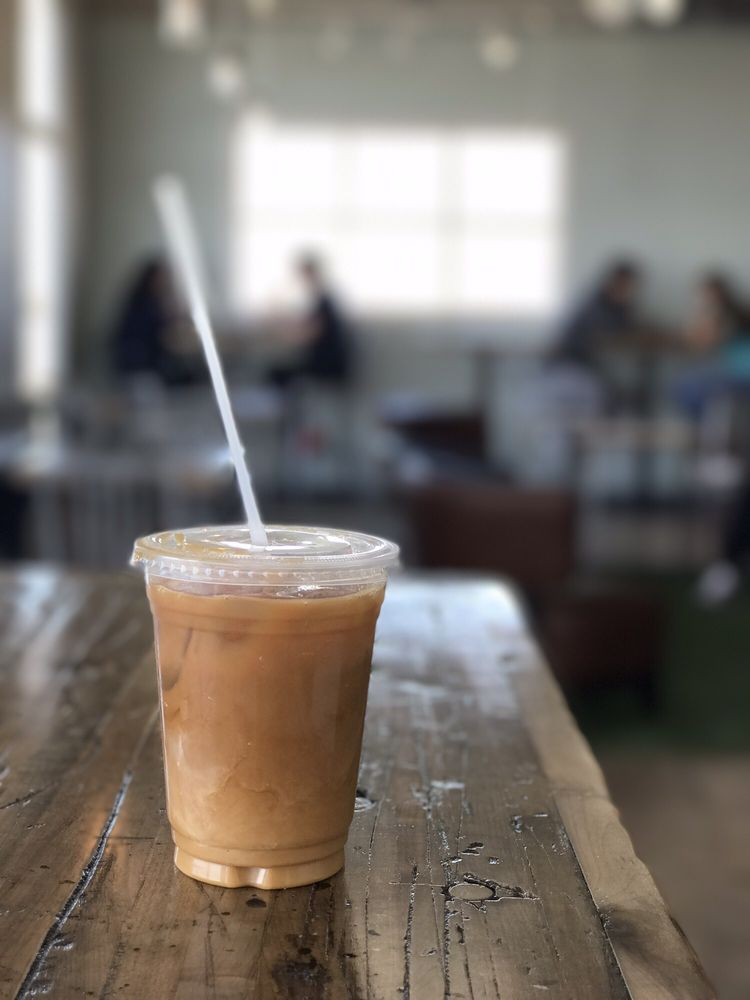 White Buffalo Coffee Bar: 1200 Falcon Rd, Altus, OK
