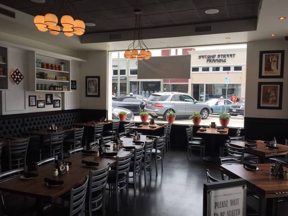 remodeled interior of maria's - yelp