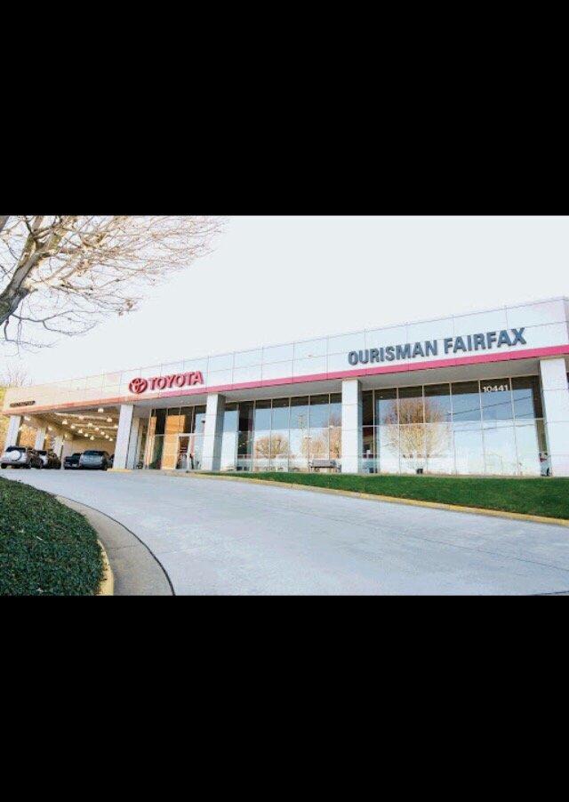 Ourisman Fairfax Toyota Service Center 88 Beitr 228 Ge