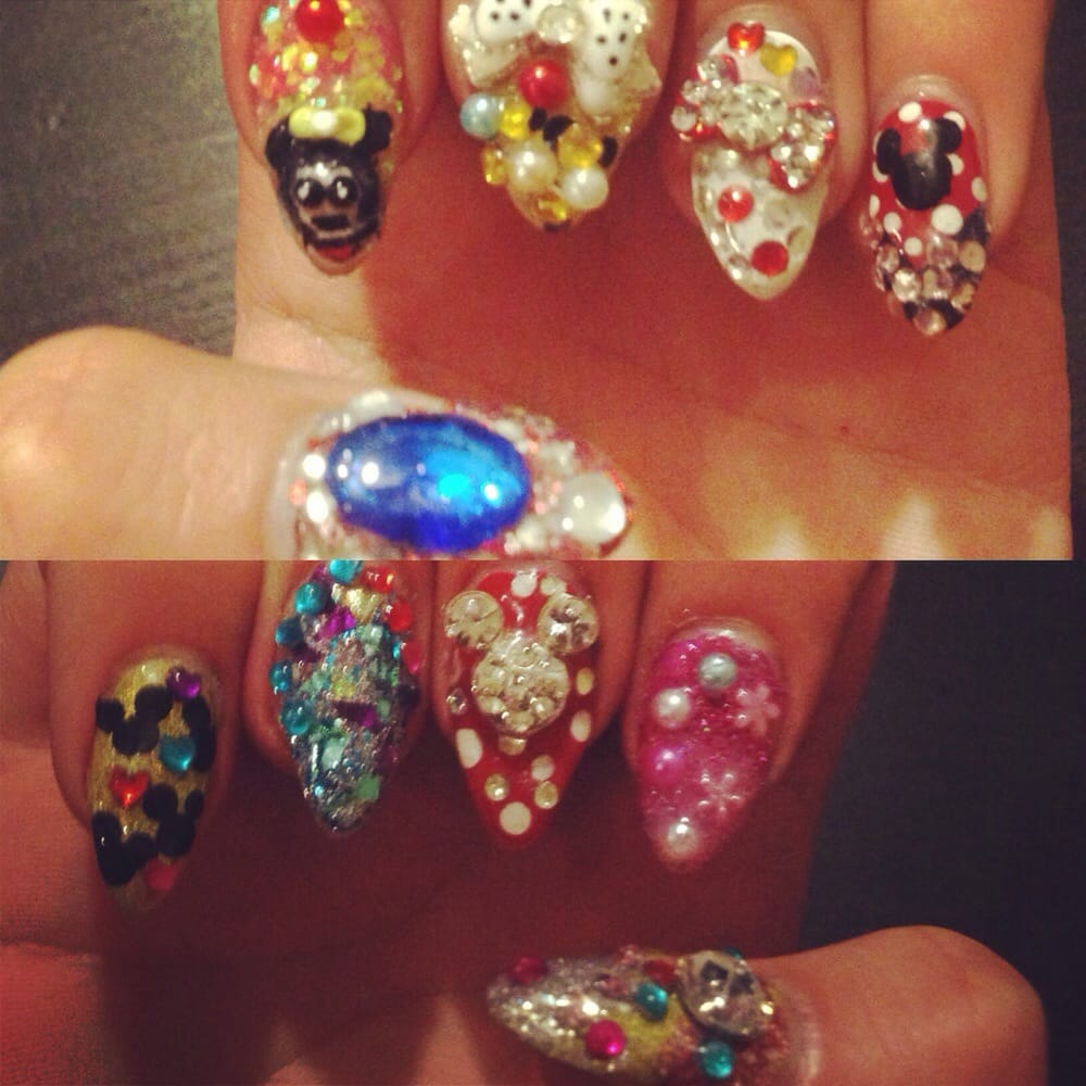 Disney world nails yelp for 24 hour nail salon queens ny