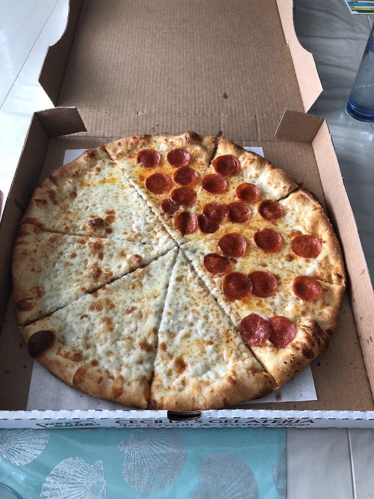 Sal's Pizza: 8500 New Jersey Ave, Wildwood, NJ