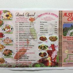 Asian cafe raleigh nc