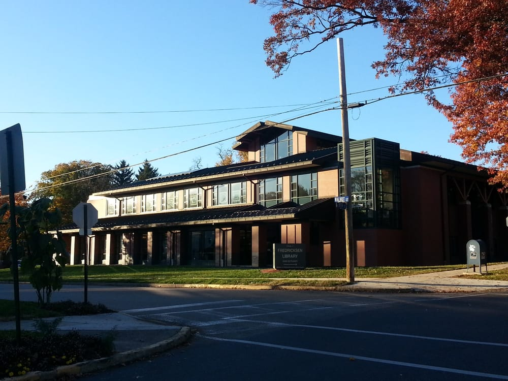 Cleve J. Fredricksen Library: 100 N 19th St, Camp Hill, PA