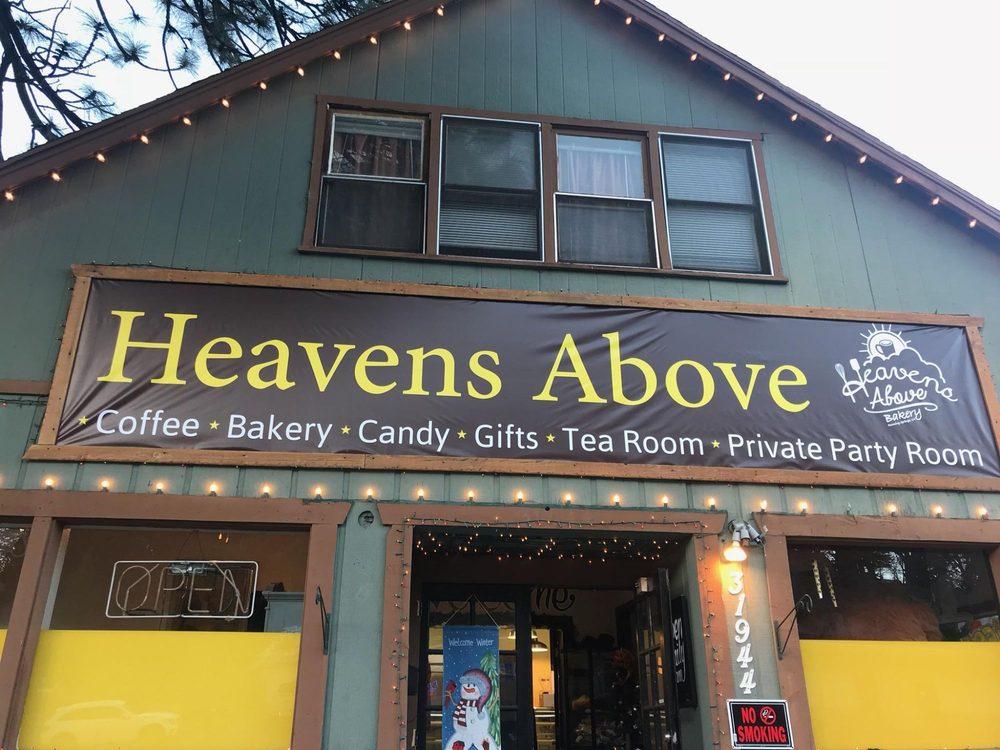 Heavens Above Bakery: 31944 Hiltop Blvd, Running Springs, CA