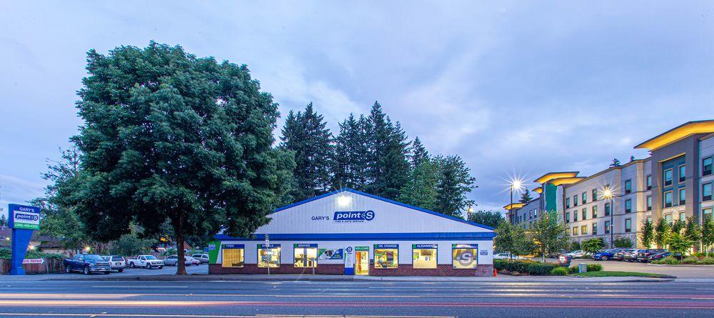 Gary's Point S: 4325 Martin Way, Olympia, WA