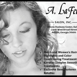 a lafera salon hair salons 2440 w broad st athens ga