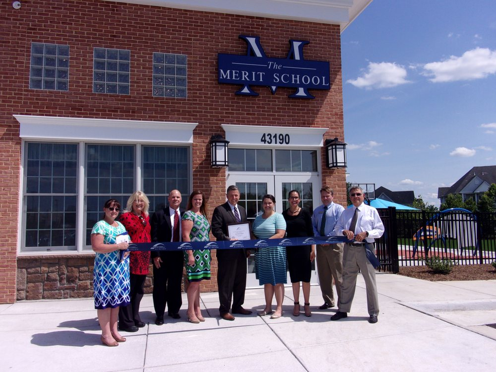 Merit School of Broadlands: 43190 Broadlands Blvd, Ashburn, VA