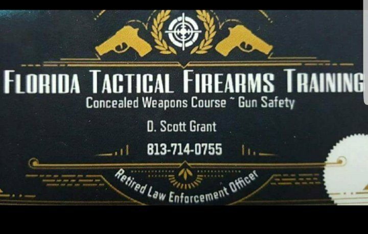 Tactical Decisions and Training: 36636 Blanton Rd, Dade City, FL