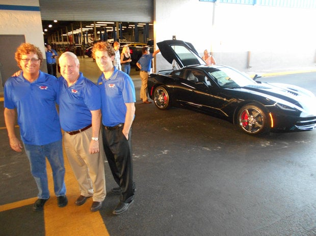 Photo Of Cox Chevrolet   Bradenton, FL, United States. From Left: Gary