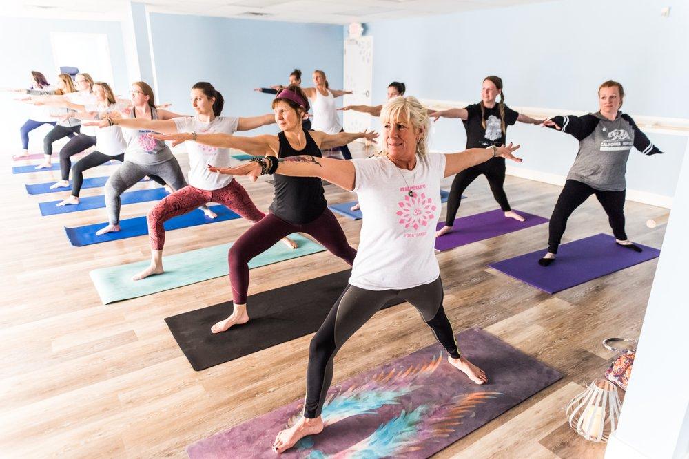 Nurture Yoga Barre: 19250 Bagley Rd, Middleburg Heights, OH