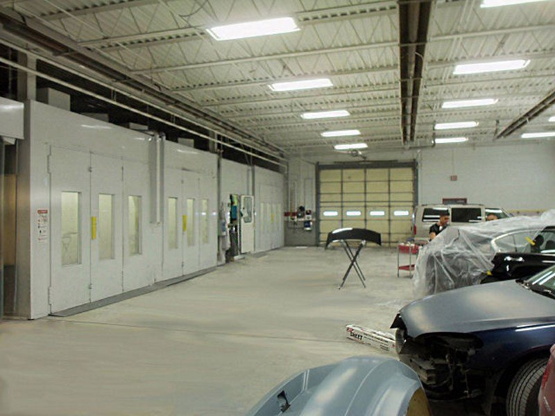 CDE Collision Center-Buffalo Grove: 920 Deerfield Pkwy, Buffalo Grove, IL