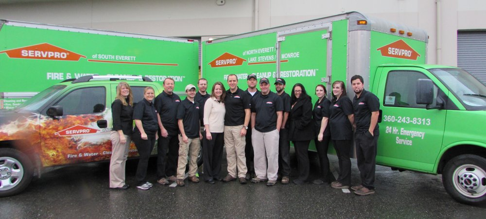 SERVPRO of South Everett: 1830 Bickford Avenue, Snohomish, WA