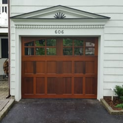 Photo Of Coastal Garage Door   Tuckerton, NJ, United States. Cedar Door Is