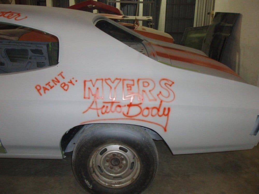 Myers Auto Body