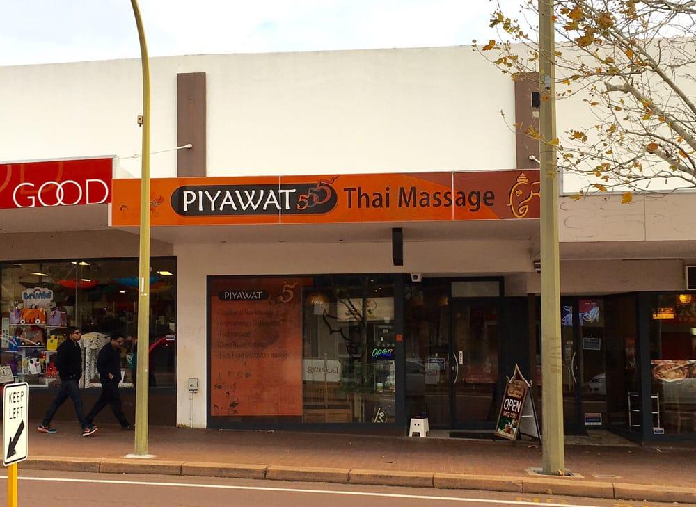 Piyawat Thailand - Thai Traditional Massage
