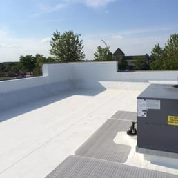 Photo Of B T Lakeside Roofing   Addison, IL, United States. Flat Roof