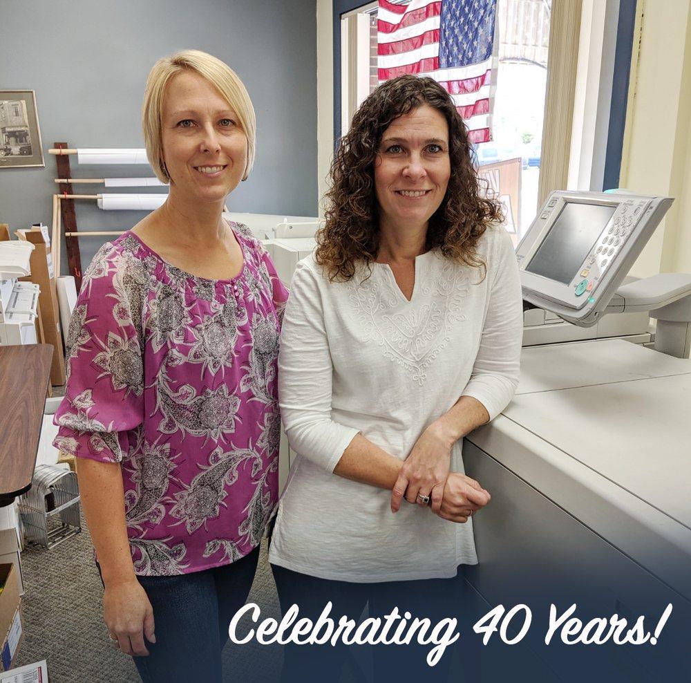 Murr Printing & Graphics: 201 N Buckeye St, Wooster, OH