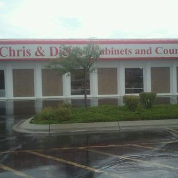 Chris and dicks cabinets countertops utah